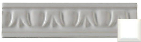 Classic crown moulding snowdrop 152x38x9mm