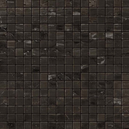 Marvel Edge aeox marvel absolute brown mosaico lappato 30x30