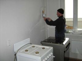 Технические условия на установку газовой плиты.